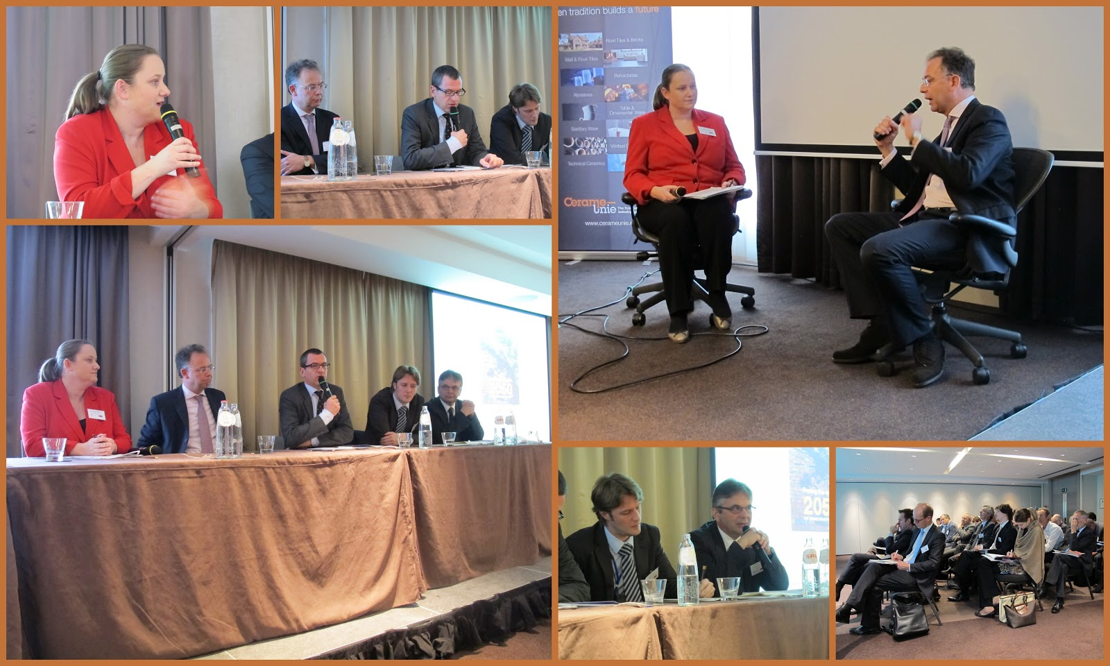 Cerame Unie Roadmap to 2050 launch photos 2012
