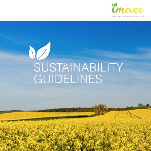 IMACE Sustainability Guidelines 2016