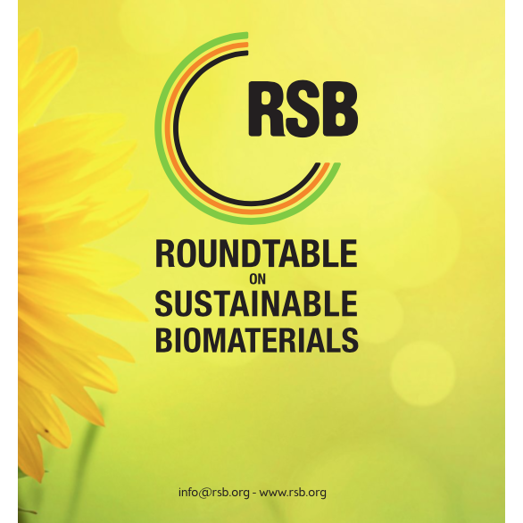 RSB Brochure 2015 - Roundtable on Sustainable Biomaterials