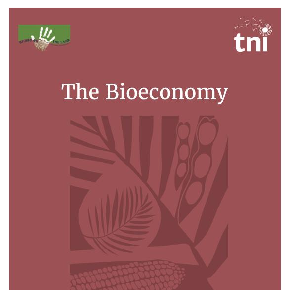 TNI - The Bioeconomy, A Primer 2015