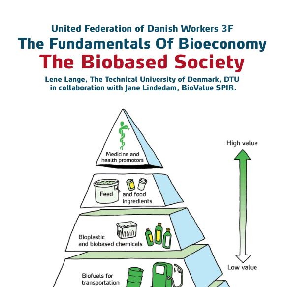 3F - The Fundamentals Of Bioeconomy, The Biobased Society 2016