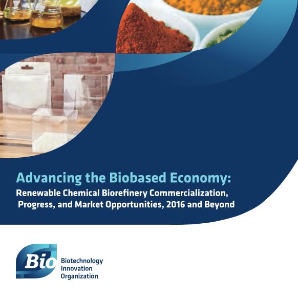 BIO - Advancing the Biobased Economy 2016